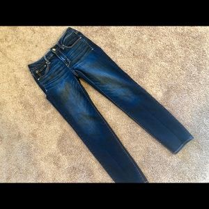 American Eagle Size 1/2 Short Jeggings/Jeans